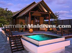 Offshore Suites at hotel Kuda Rah Maldives –Very Private & Luxury