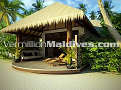 Beach Suite Accommodation in Maldives Raalhuveli hotel