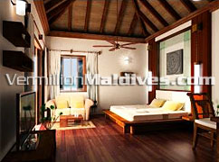 Stylish Sexy Bed Rooms at Raalhuveli for your Maldives Vacation