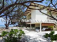 Duplex Villa of Maldives Resort HolidayInn Resort Kandooma Maldives – Beautiful Maldives vacation Spot