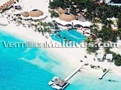 Picture of South Male' Atoll Resort hotel HolidayInn Resort Kandooma Maldives