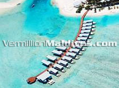 Picture of Water Villa at HolidayInn Resort Kandooma Maldivesh Island Resort Hotel Maldives