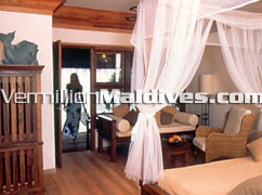 Kanuhuraa Maldives – Stylish & posh five star hotel accommodation