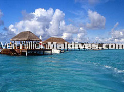 Arrival Jetty of Kanuhuraa Maldives : Welcome to the Sunny Side of Life