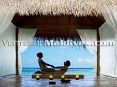 Kanuhuraa Spa - 5 stars Spa Holiday Resort Maldives