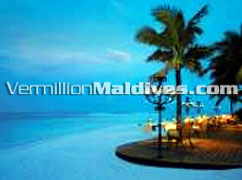 Veli Caf?' of Maldives Luxury Holiday hotel Kanuhuraa Maldive