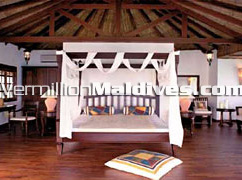 Hotel Kihaadhufaaru Maldives accommodation is at very good rates
