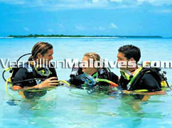 Kihaadhuffaru Island Resort hotel is for your Maldives Diving Holiday