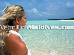 Come to this beautiful & sunny Maldives. Be it single or with partner