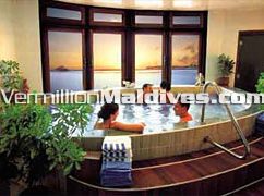 Kihaadhufarru Island Resort Maldives, a Spa Holiday place