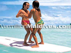 Kihaadhuffaru hotel Maldives. Your family holiday place