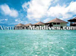 Kihaadhuffaru hotel Maldives Water Bungalows, for Maldives Honeymoon