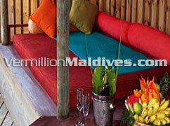 Jacuzzi Beach Villas - Stylish rooms of Komandoo Maldives