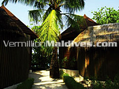Jacuzzi Beach Villas of Komandoo: Individual villas at discount rates