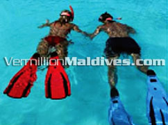 Snorkeling in Komandoo Maldives - Water Sports for everyone