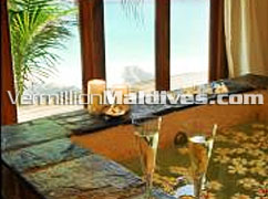 Your Dream Spa vacation place Maldives hotel Kuramathi Cottage