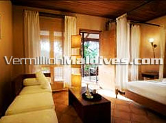 Deluxe Rooms of Kuramathi Village – Best deals for Maldives Hotels