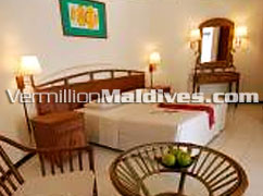 Superior Rooms of Kuramathi Village Hotel – Cheap Maldives Vacation option