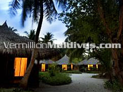 Superior Rooms, the value for money accommodations at Maldives Kuramathi