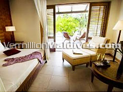 Beach Bungalow accommodation packages for your Maldives Holiday