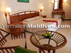 Beach Bungalow of Kuramathi Blue Lagoon Maldives – Simple and nice