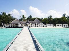 Arriving on Kuramathi Island Resort  - Maldives