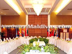 Conference Halls in Kurumba Maldives - Hotels Resorts –Set up your business meeting here