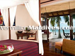Deluxe Bungalows- Be here with your partner for Maldives Vacations