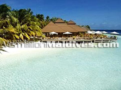 Kurumba Maldives Ocean Grill – Dine with the breath taking views