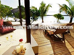 Pool Villa – Exterior –Kurumba Hotel - Maldives Deluxe resorts & hotels