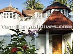 Presidential Villa Exterior - Kurumba Maldives – your 5star Retreat in Maldives