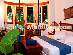 Beautiful rooms of Makunudu Maldives for your dream stay
