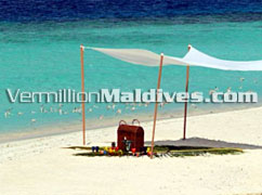 Lovely and sexy location for your Maldives honeymoon holiday