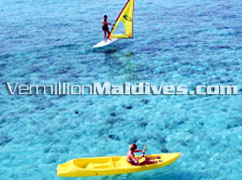 Maldives is unique and Makunudu is holiday place for single or couples