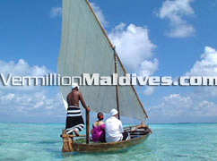 Vermillion staffs can guide your Maldives travel & holiday to Makunudu