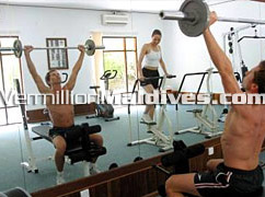 Gym – Healthy Holidays for all in Medhufushi Maldives Holidays