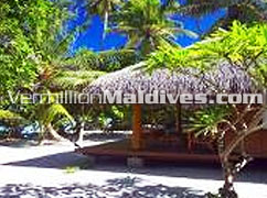 Individual or stand alone Beach Villas for your Maldives vacation