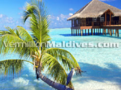 Over the Water Spa of the five star luxury resort Medhufushi Maldives  width=