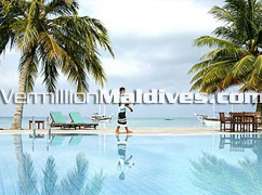 Hotel Maldives Meeru Island's Swimming Pool – for your vacation