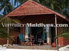 Land Villa - Meeru Resort - Maldives holidays at cheap rates