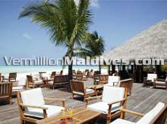 Uthuru Bar - Meeru Hotel Maldives – Nice place to hang out