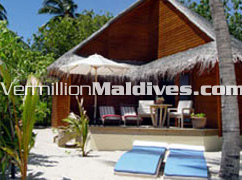 Beach Villas of Mirihi Hotel Maldives. Book and Reserve your Spot now