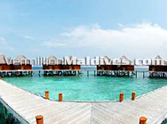 Luxury Water Villas of Hotel Mirihi Maldives – Unique Maldives Holiday resort