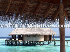 Mirihi Island Resort is a Spa hotel of Maldives in South Ari atoll