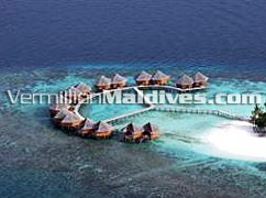 Picture of Mirihi – five star luxury holiday resort hotel of the Maldives