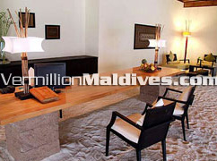Reception - Mirihi Maldives Resort & Spa – Your Vacations starts here