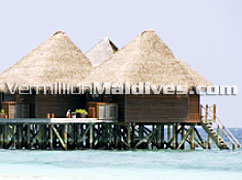 Water Villa of Hotel Mirihi Maldives – Nice Small Resort in the Maldives