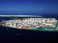 Male' - The capital of Maldives -take a  tour of this very unique city