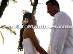 Naladhu offers romantic ceremony of love such as wedding packages