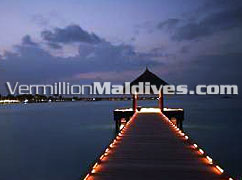 Perfect private top class holiday hotel in the Maldives